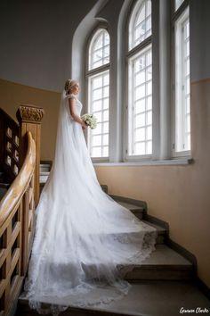 Sanna and Ville's Royal-Inspired Tampere Wedding European Wedding, Decadent Cakes, Weddings, Bridal, Inspired, Elegant, Wedding Dresses, Photography, Inspiration