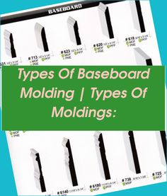 Types of Baseboard Molding | Types of Moldings: | What Is Wainscoting | 70S Wood Paneling | Wall Paneling Ideas For Living Room | How To Make Wood Paneling Look Like Drywall. #contemporaryartist #Builders License