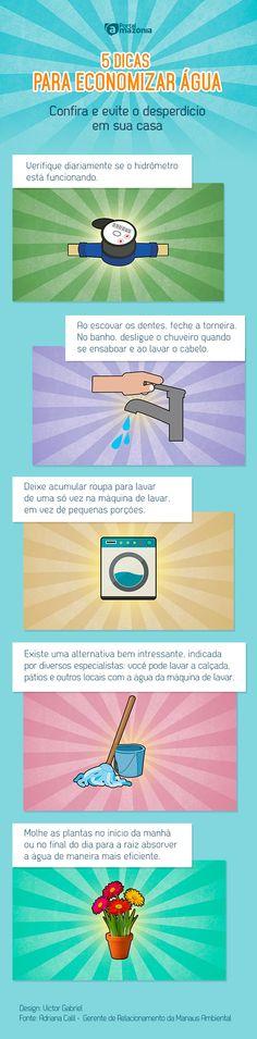 Saiba como evitar desperdício de água em casa e quitar débitos - Portal Amazônia