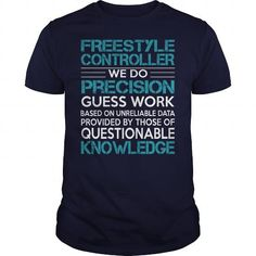 Awesome Tee For Freestyle Controller #Tshirt #style