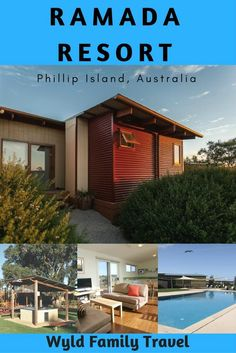 When we planned a Phillip Island trip we only look at one place to stay, Ramada Resort Phillip Island, Australia. Its was close to all Phillip Island attractions. Pool, tennis, games room, gym and restaurant onsite, Ramada has it all. ---------------------------------------------------- What to do on Phillip Island | Phillip Island accommodation | where to stay at Phillip Island | Phillip Island 4 park pass | Phillip Island with kids |