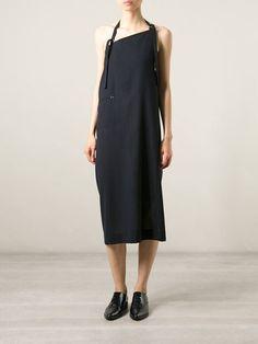Yohji Yamamoto Vintage 'y's Apron' Skirt - House Of Liza - Farfetch.com