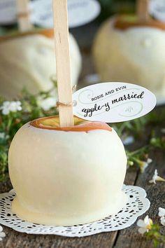 Appley married fall wedding