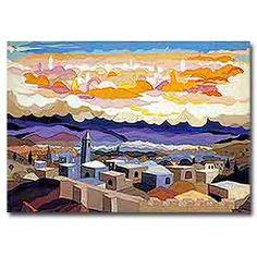 New Jerusalem by Bracha Lavee
