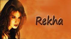Rekha Hot Look Wallpapers at Hdwallpapersz.net