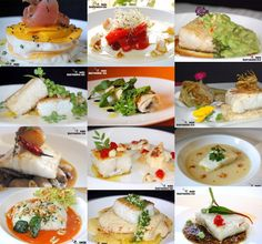 Fish Recipes, Baked Potato, Cod, Tapas, Seafood, Cooking, Healthy, Ethnic Recipes, Gastronomia