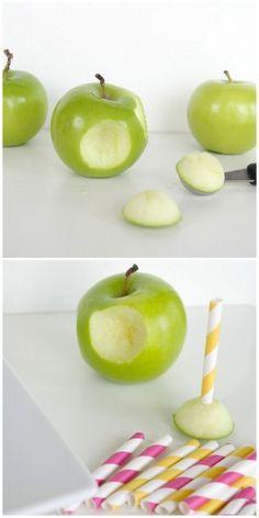 Eats // Candied Apple Bites