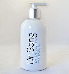 Dr Song Benzoyl Peroxide 10% Acne Wash Face, Body Non-Irritating Formula (4 oz) Dr Song http://www.amazon.com/dp/B01D5G7PB2/ref=cm_sw_r_pi_dp_.SLbxb0GNRSEB