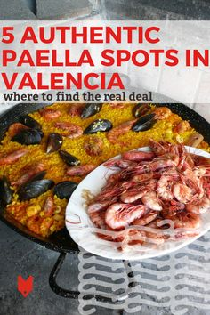 Paella in Valencia: 5 Authentic Spots to Add to Your Foodie Bucket List - España Valencia Restaurant, Classic Rice, Seafood Paella, Paella Recipe, Spanish Food, Best Places To Eat, Foodie Travel, Original Recipe, Spain