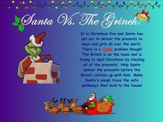 halloween is grinch night lesson plan