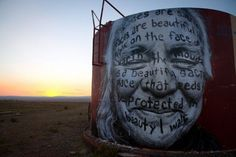 Though Jetsonorama was inspired by graffiti and hip-hop culture in the 1980s, he didn't begin his street art career until he was in his 50s working as a doctor on a Navajo reservation in the …