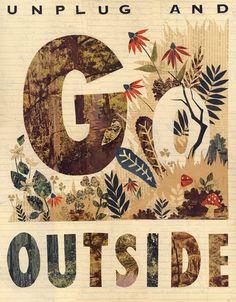 Unplug and go outside #KEEN #take10