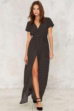Elysian Wrap Dress - Best Sellers | Maxi Dresses | Casual Dresses | 30% Off New Styles | Clothes | Dresses