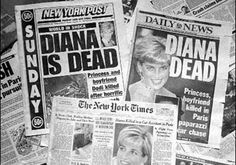 August 31 1997, Princess Diana died after her Mercedes Benz S280 crashed into a pillar in the Pont de l'Alma tunnel, Paris. She was just 36. Her friend Dodi Al-Fayed was also killed in the collision.