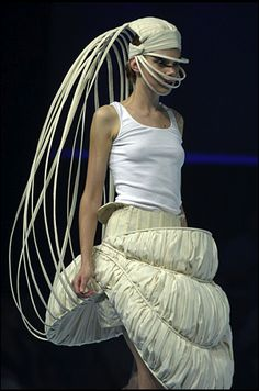 Skirt Variations: 'Attitude to a Shape' 2007