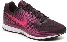 Nike Women's Air Zoom Pegasus 34 Lightweight Running Shoe - Women's's