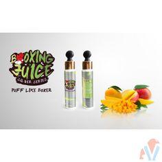 Boxing Juice Present Fresh Mango Vape Flavour