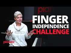 The Finger Independence Challenge (Piano Lesson) Beginner Piano Music, Music Is Life, Music Class, Piano Lessons For Beginners, Keyboard Lessons, Music Songs, Music Stuff, Best Piano, Learn Something New Everyday