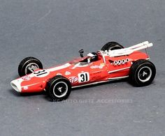 """Spark S4274 1967 Jim Clark #31 Lotus 38 Indy 500 1:43 Scale 1:43 Scale Resin, approximately 4"""" long Spark Model Includes Display Case Part # S4274"""