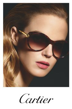 91c81c5e6e7 Bling in the holidays with some stylish Cartier sunglasses for her that  will she absolutely love