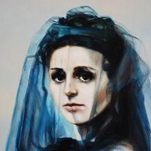 Detail obrazu Sibyla