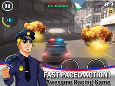 Cop Smash is the perfect Unity 3D racing game that includes both a fun and exciting endless racing game for your players and lots of monitization options to maximize the earning potential for you as a business owner.