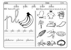 atividades sibalicas com letra P