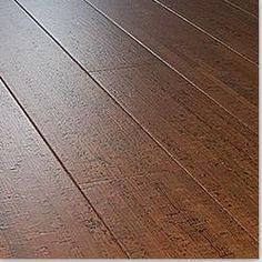 Cork Flooring- comfortable, warm & eco-friendly.
