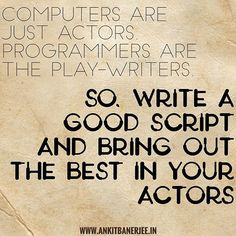 #programming #computing #coding #developers #programmers