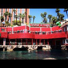 Señor Frog's, Las Vegas