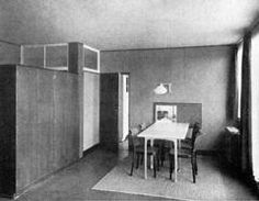 weissenhofsiedlung mies van der rohe stuttgart 1927 - Google zoeken Bauhaus Interior, Ludwig Mies Van Der Rohe, Thesis, Google, Room, Furniture, Home Decor, Arquitetura, Stuttgart