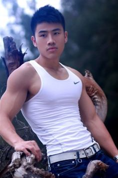 Asian Guys, Hot Asian Guys, Boys, Cute, Twinks, Abs, Fitness, Shirtless