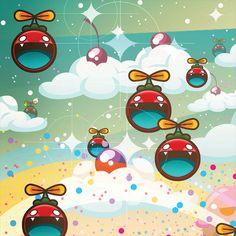 Life is a jorney, Make it a sweet one. by Caramelaw a.k.a Sheena Aw, via Behance