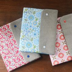 Snappy Composition Book Cover ~ FREE PATTERN