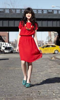 headliner dress/shabby apple