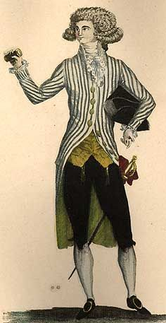 18th Century Europe till the French Revolution | History of Fashion Design