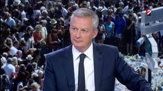 LE SCAN POLITIQUE/VIDÉOS - Le député les Républicains de l'Eure et candidat à la primaire à droite était l'invité de France 2 ce lundi soir. Resté discret depuis l'attentat de Nice, il a décidé de durcir le ton contre l'exécutif.