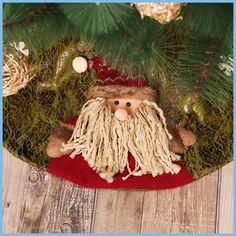 Navidad Decoraciones Para El Hogar Christmas Tree Skirt Santa Claus Snowman Decor Christmas Tree Decoration Xmas Gift Noel
