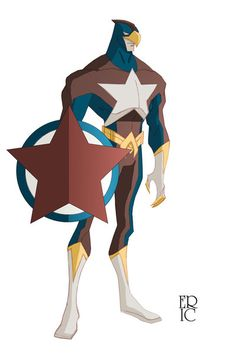 American Eagle Concept by EricGuzman.deviantart.com on @deviantART