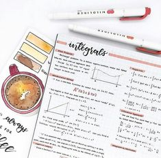 Sarah Chapman ◡̈ You are in the right place about studying motivation ideas Here we Bullet Journal Notes, Bullet Journal School, Bullet Journal Ideas Pages, Math Notes, Class Notes, School Notes, School Organization Notes, Study Organization, Pretty Notes