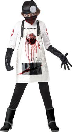 Boys Open Heart Surgeon Costume - Party City