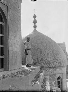 Haider Khana Mosque : Baghdad, Iraq - (1932)