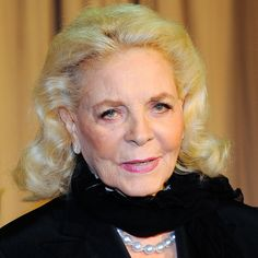 Lauren Bacall - More GH Women at www.goodhousekeeping.co.uk