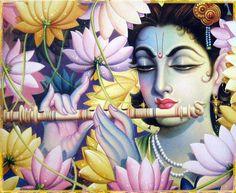 Indian Goddess Painting