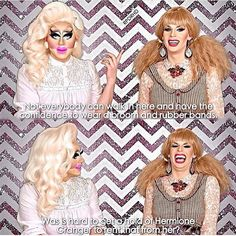 Trixie Mattel and Katya Zamolodchikova Look Girl, My Girl, Drag Racing Quotes, Rupaul Drag Queen, Katya Zamolodchikova, Trixie And Katya, Queen Makeup, The Vivienne, Save The Queen