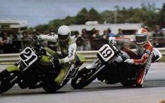 Eddie and Freddie. 80's AMA Superbike