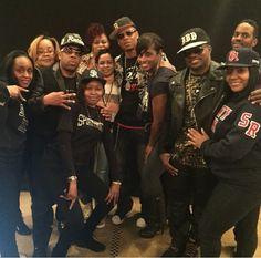 Group photo... BBD meet n greet Detroit