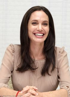 Angelina Jolie praises Brad Pitt for his support during her cancer surgeries   Daily Mail Online