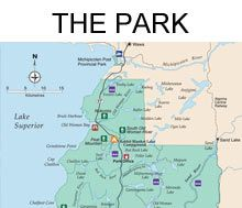 Lake Superior Provincial Park- Lake superior trip