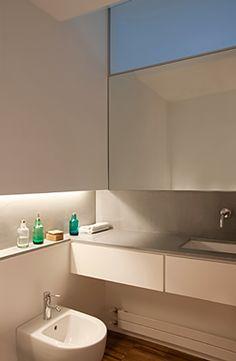 marmo bagno Palermo, Bathroom Lighting, Interior Design, Mirror, Furniture, Home Decor, Bathroom Light Fittings, Nest Design, Bathroom Vanity Lighting